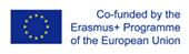 Cofunded Erasmus Logo
