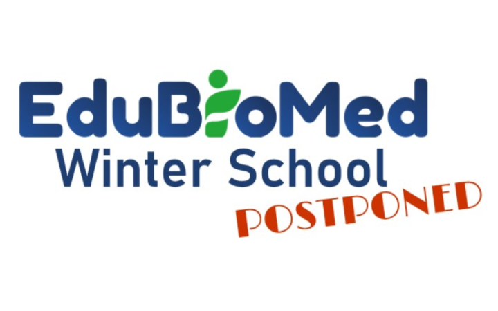 Edu-BioMed Winter School : postponed