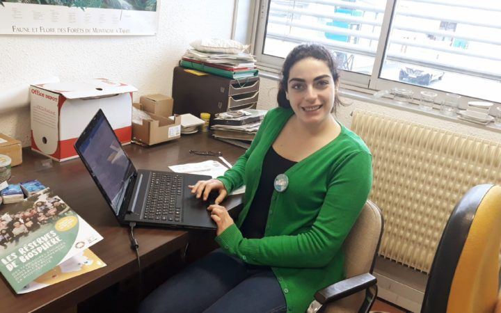 From Lebanon to France: The EduBioMed Mobility Experience of Marie-Claire Andraos, Master student in Environmental Sciences and Management