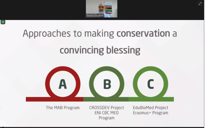 Re-connecting Tourism with the biosphere: a Mediterranean perspective